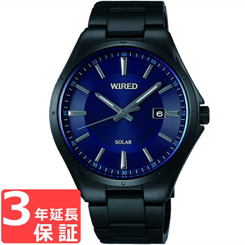 【予約2017年12月22日発売】SEIKO セイコー WIRED ワイアード ソーラー メンズ 腕時計 AGAD403 【着後レビューを書いて1000円OFFクーポンGET】