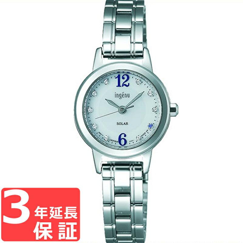 SEIKO セイコー ingenu アンジェーヌ ソーラー レディース 腕時計 AHJD716 祝成人限定 限定数(世界)500 【着後レビューを書いて1000円OFFクーポンGET】