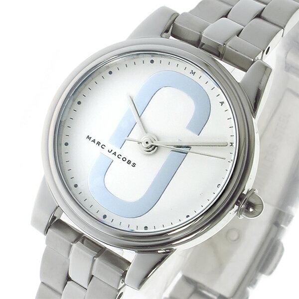 マーク ジェイコブス MARC JACOBS クオーツ レディース 腕時計 ブランド MJ3562 ホワイト