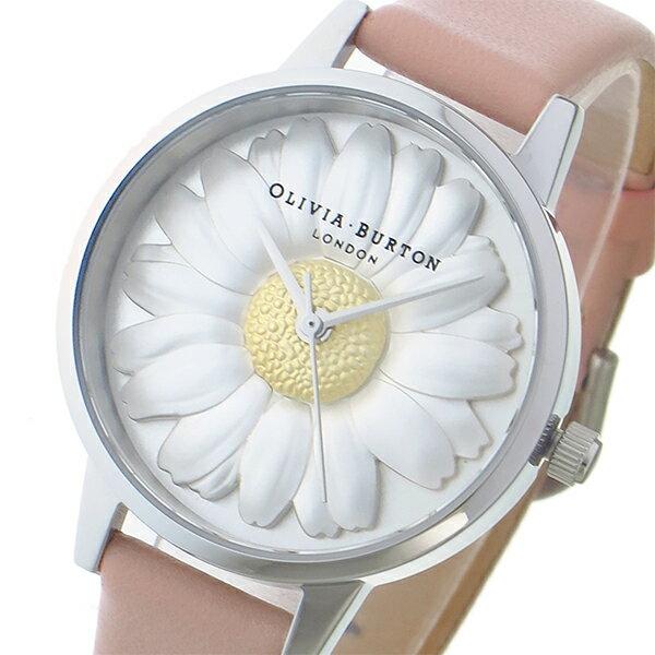 オリビアバートン 腕時計 Olivia Burton 時計 オリビアバートン 時計 Olivia Burton 腕時計 レディース フラワーショー クオーツ 腕時計 ブランド OB15EG39 ホワイト/フラワー オリビアバートン 腕時計 誕生日プレゼント 男性 ホワイトデー ギフト