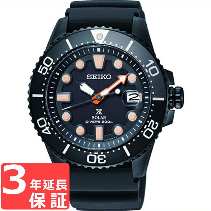 【予約2018年2月9日発売】SEIKO セイコー PROSPEX プロスペックス ソーラー メンズ 腕時計 SBDJ035 特販Net限定モデル 【着後レビューを書いて1000円OFFクーポンGET】