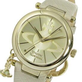 ヴィヴィアン ウエストウッド Vivienne Westwood クオーツ レディース 腕時計 ブランド VV006GDCM ゴールド
