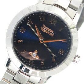 ヴィヴィアン ウエストウッド Vivienne Westwood レディース 腕時計 ブランド VV152NVSL ネイビー