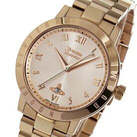 ヴィヴィアン ウエストウッド Vivienne Westwood クオーツ レディース 腕時計 ブランド VV152RSRS ローズ