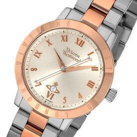 ヴィヴィアン ウエストウッド Vivienne Westwood クオーツ レディース 腕時計 ブランド VV152RSSL アイボリー