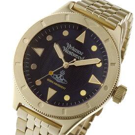 ヴィヴィアン ウエストウッド Vivienne Westwood スミスフィールド メンズ レディース ユニセックス 腕時計 ブランド VV160NVGD ダークネイビー