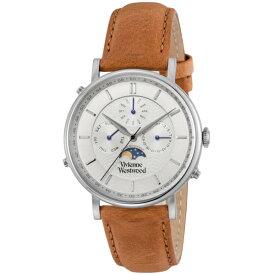 ヴィヴィアン ウエストウッド Vivienne Westwood ポートランド メンズ 腕時計 VV164SLTN シルバー