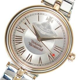 ヴィヴィアン ウエストウッド Vivienne Westwood レディース 腕時計 ブランド VV168RSSL シルバー