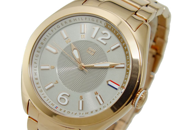 トミー ヒルフィガー TOMMY HILFIGER クオーツ メンズ 腕時計 1781369
