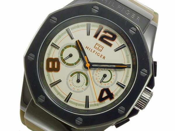 トミー ヒルフィガー TOMMY HILFIGER クオーツ メンズ 腕時計 1790925