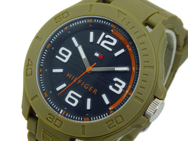 トミー ヒルフィガー TOMMY HILFIGER クオーツ メンズ 腕時計 1790943