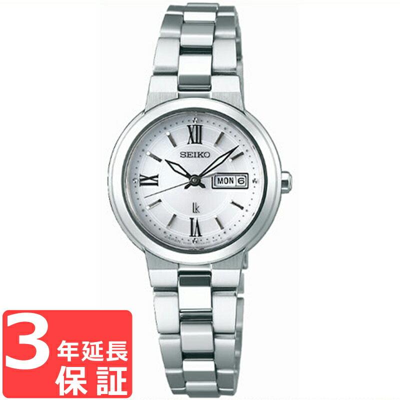 【予約2018年1月26日発売】 SEIKO セイコー LUKIA ルキア ソーラー レディース 腕時計 SSVN029