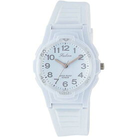 Q&Q シチズン キューアンドキュー 腕時計 ブランド アナログ メンズ レディース ユニセックス ファルコン vs06-003 ホワイト×グレー ゆうパケット対応