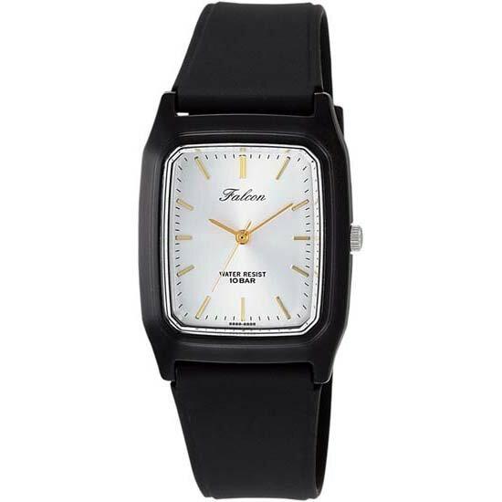 CITIZEN Q&Q シチズン キューアンドキュー 腕時計 アナログ ユニセックス ファルコン vs10-001 シルバー×ゴールド×ブラック メール便発送/代引きは送料・手数料別途
