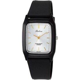 Q&Q シチズン キューアンドキュー 腕時計 ブランド アナログ メンズ レディース ユニセックス ファルコン vs10-001 シルバー×ゴールド×ブラック ゆうパケット対応