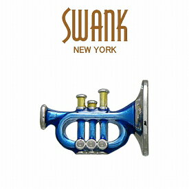 スワンク SWANK トランペットのピンズ P0092