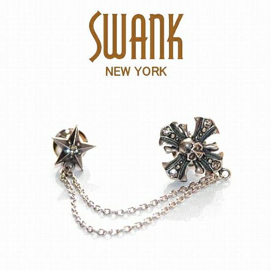 スワンク SWANK 「Roen(ロエン)」+「SWANK」コラボ ピンズ02 ROEN-P-02 【あす楽】