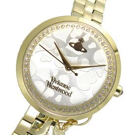 ヴィヴィアン ウエストウッド VIVIENNE WESTWOOD クオーツ レディース 腕時計 VV139SLGD シルバー