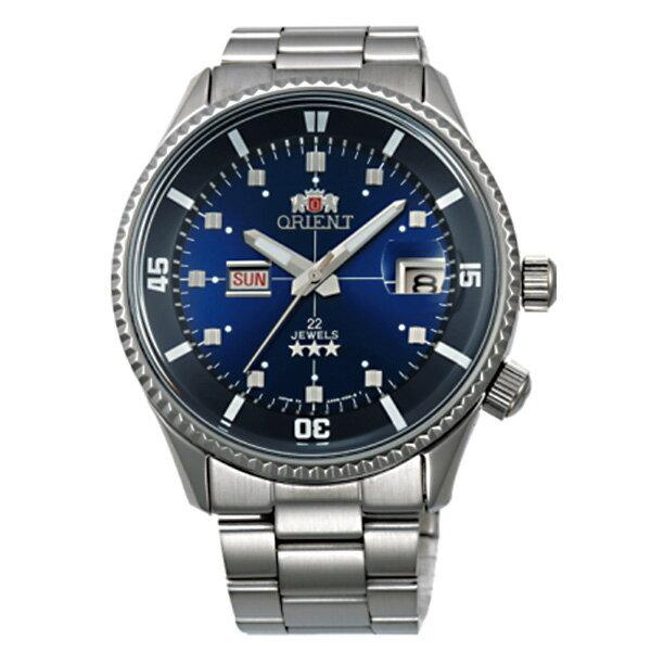 オリエント ORIENT キングマスター 自動巻き メンズ 腕時計 WV0031AA ネイビー 国内正規