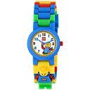 レゴ ウォッチ LEGO WATCH CLASSIC クラシック キッズウォッチ 腕時計 アナログ ブルー 8020189 【あす楽】