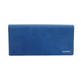 0d51bf850112 オロビアンコ Orobianco トラシボシリーズ 長財布 メンズ 小銭入れ付 型押しレザー ブルー ORS