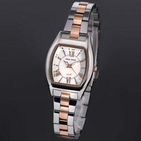 マウロ ジェラルディ Mauro Jerardi ソーラー シェル文字盤 レディース 腕時計 MJ058-1