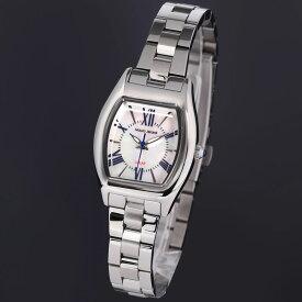 マウロ ジェラルディ Mauro Jerardi ソーラー シェル文字盤 レディース 腕時計 MJ058-3
