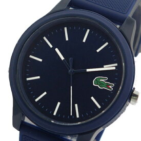 ラコステ LACOSTE 腕時計 2010987 L.12.12 ネイビー ユニセックス メンズ レディース 【あす楽】
