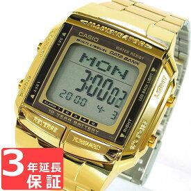 00bca17a85 【名入れ対応】 カシオ 腕時計 CASIO DATA BANK データバンク DB-360G-