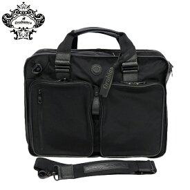 オロビアンコ Orobianco メンズ オールブラックシリーズ ビジネスバッグ ブリーフケース ANGOLOGIRO-G 01 ブラックレザー 92131
