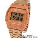 カシオ CASIO 腕時計 デジタル スタンダード B640WC-5A ブラウン 【男性用腕時計 スポーツ アウトドア リストウォッチ…