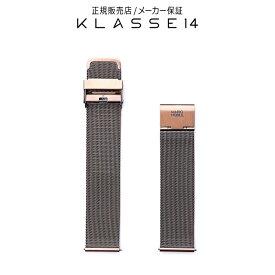 【国内代理店正規商品】 クラスフォーティーン KLASSE14 Volare Vintage Gold Mesh Strap 20mm 腕時計 替えベルト ヴィンテージゴールド BDVOVG002M クラス14 クラッセ14 class14