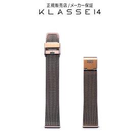 【国内代理店正規商品】 クラスフォーティーン KLASSE14 Volare Vintage Gold Mesh Strap 17mm 腕時計 替えベルト ヴィンテージゴールド BDVOVG002W クラス14 クラッセ14 class14
