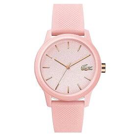 ラコステ LACOSTE レディース 腕時計 2001065 ピンク おしゃれ プレゼント ブランド 時計 ギフト