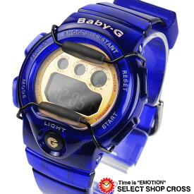 【名入れ対応】 【3年保証】 BABY-G ベビーG CASIO カシオ レディース キッズ 子供 腕時計 ブランド デジタル ジェリーマリンシリーズ BG-1005A-2DR ブラック×ブルースケルトン