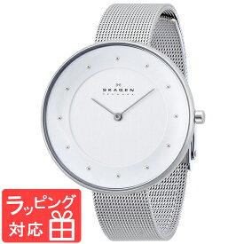 【3年保証】 スカーゲン メンズ レディース ユニセックス 腕時計 SKAGEN 時計 スカーゲン 時計 SKAGEN 腕時計 SKW2140 ブランド シルバー/シルバー スカーゲン レディース