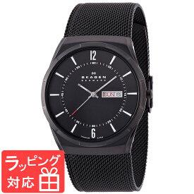 【3年保証】 スカーゲン メンズ レディース ユニセックス 腕時計 SKAGEN 時計 スカーゲン 時計 SKAGEN 腕時計 人気 アクティヴ SKW6006 ブラック/ブラック スカーゲン レディース 【あす楽】