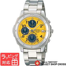 【3年保証】 セイコー SEIKO クロノグラフ クオーツ メンズ 腕時計 SND409P1 (SND409P) 海外モデル 正規品