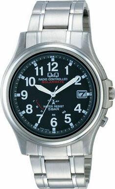 シチズン Q&Q CBM ソーラー HG00-205 シルバー×ブラック 黒 【男性用腕時計 リストウォッチ ランキング ブランド 防水 カラフル】【着後レビューを書いて1000円OFFクーポンGET】 【あす楽】