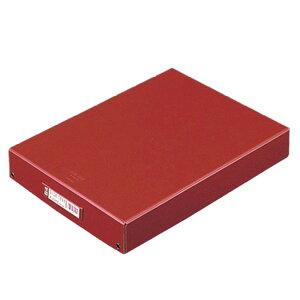 (業務用3セット) LIHITLAB デスクトレー(収納ボックス/書類整理) B4 フタ付き A-332KB 茶