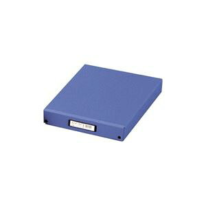 (業務用3セット) LIHITLAB デスクトレー(収納ボックス/書類整理) B4 フタ付き A-713 ブルーバイオレット