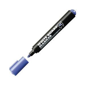 (まとめ) コクヨ ホワイトボード用マーカーペン 細字 青 業務用パック PM-B101NB 1箱(10本) 【×5セット】