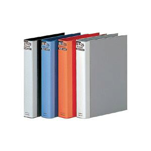 (まとめ) マルマン ダブロックファイル B5タテ 26穴 250枚収容 背幅44mm ブルー F679R-02 1冊 【×5セット】