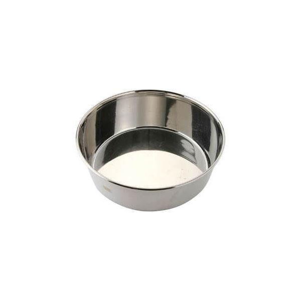 ターキー ステンレス食器 皿型 26cm 犬 【ペット用品】