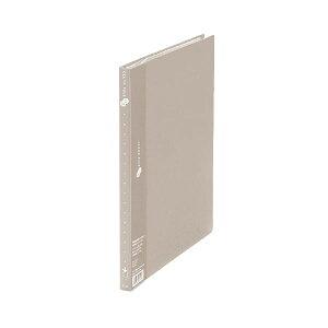 (業務用2セット) プラス クリアーファイル20P FC-122EL A4S 灰 10冊