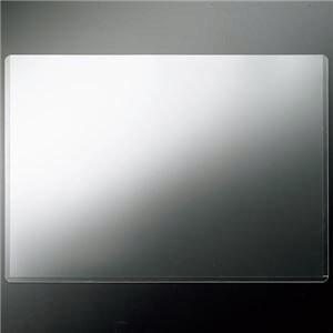 (まとめ) TANOSEE ハードカードケース B5 再生PET 1枚 【×40セット】