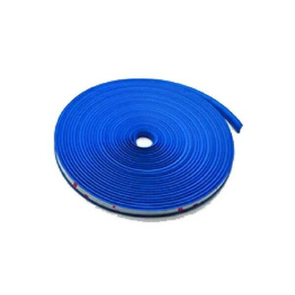 (まとめ)ITPROTECH ホイールリムプロテクター/ブルー YT-WRP75-BL【×3セット】