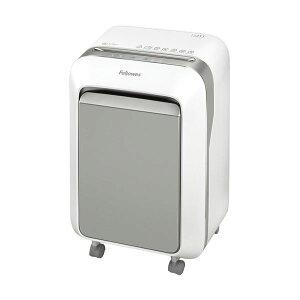 フェローズ デスクサイドシュレッダーLX211 A4 マイクロカット ホワイト 5180301 1台