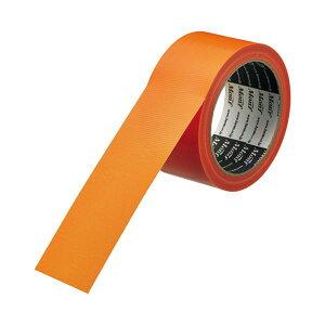 (まとめ) 古藤工業 養生テープNo.822 50mm×25m オレンジ【×10セット】