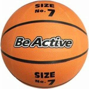 バスケットボール 7号 【練習用 6個セット】 重さ630g ゴム 〔スポーツ用品 運動用品 スポーツ器具〕